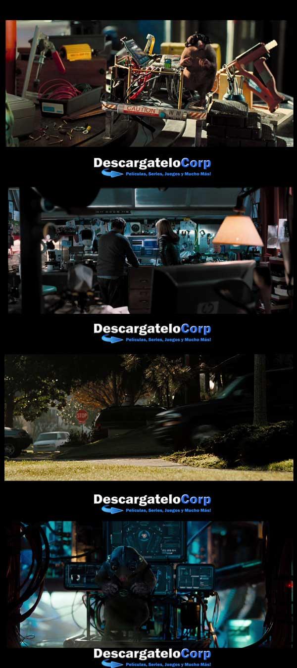 G-Force Licencia para Espiar HD 1080p Latino
