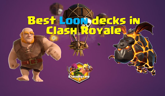 iClashRoyale | All about Clashing and Brawling!: Top 3 Balloon deck to finish the Balloon challenge easily in Clash Royale
