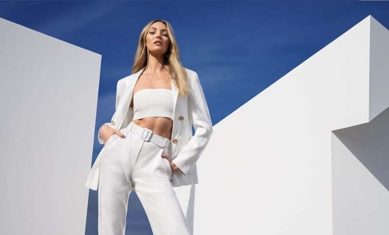 NetWork Spring/Summer 2020 Campaign featuring Candice Swanepoel