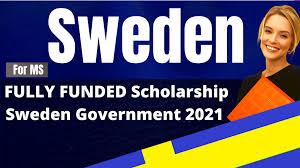 Study in Sweden: Linnaeus University Scholarships 2021/2022 for International Students