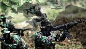 Kontak Tembak TNI Dengan KSB Di Hitadipa, 1 KSB Tewas