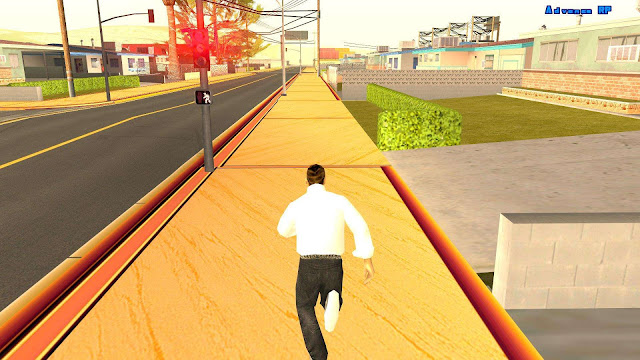 GTA San Andreas Infinite Run Mod Pc