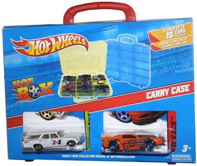 Hộp chứa đựng xe Hot Wheels 1