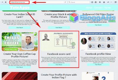 Membuat Sertifikat Facebook University dengan ToteApps