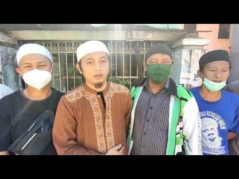Penangkap Pria Pembakar Masjid Raya Makassar Ternyata dari Tim Anti Teroris & Komunis FPI Makassar
