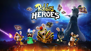 Rabbids Heroes MOD APK Unlimited Mana
