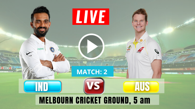 IND vs AUS: 2nd Test match, Day- 1, India tour of Australia 2020-2021