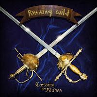 """Το ep των Running Wild """"Crossing The Blades"""""""