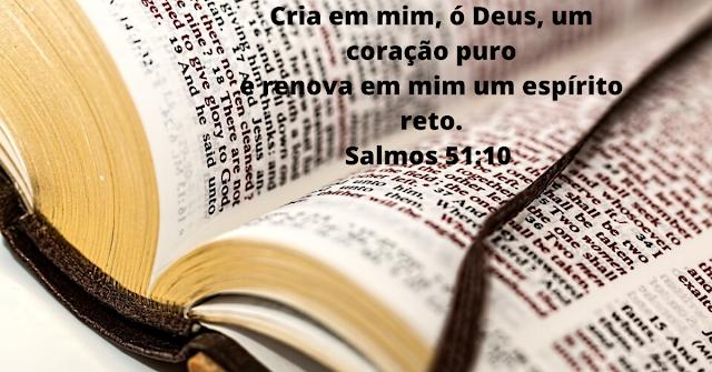 17 Versículos da Bíblia sobre Purificação