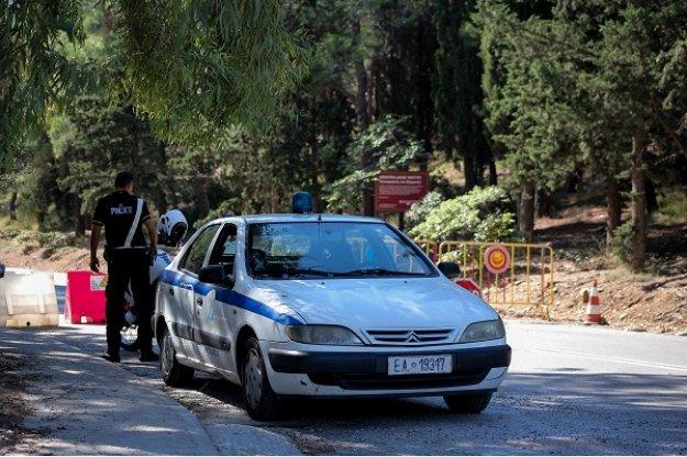 Εκθεμελίωσαν 105 πυραμίδες στην συνοριακή γραμμή Ελλάδας - Σκοπίων