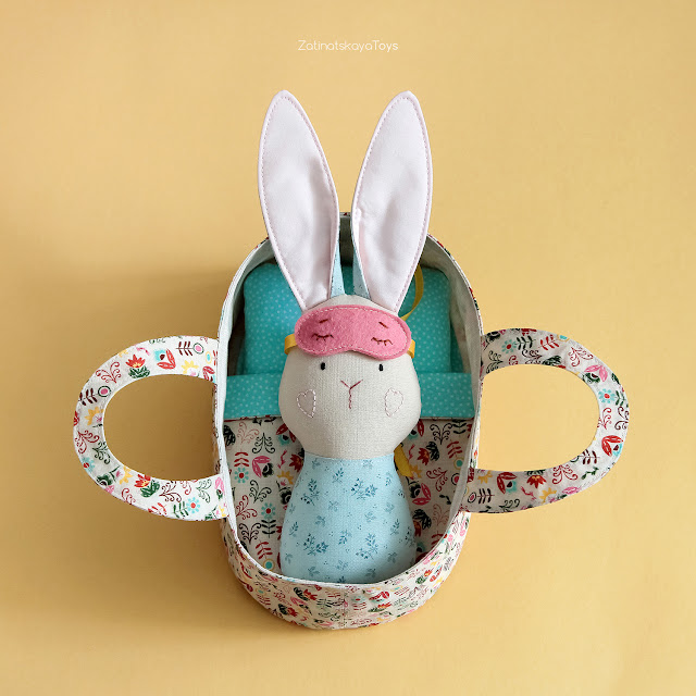 animal doll patterns and tutorials for baby gift