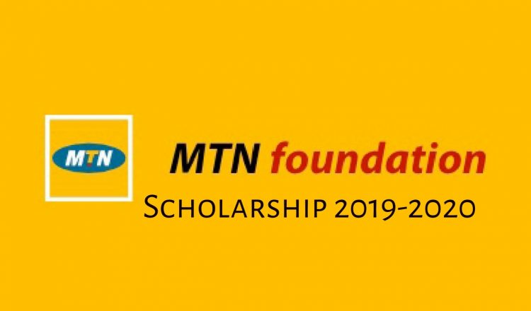 2019-2020 MTN Foundation Scholarships For Nigerian Students - How To Apply