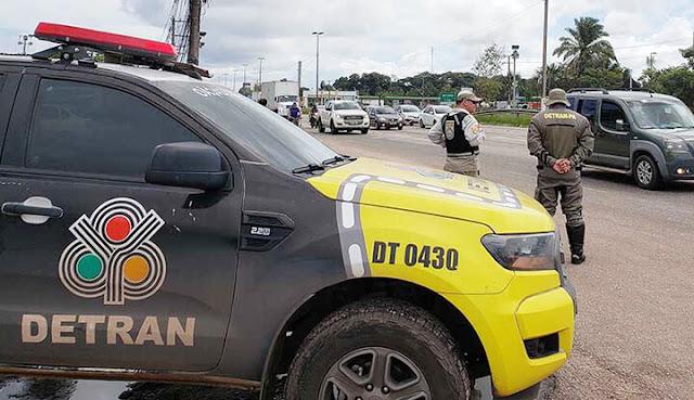 Servidores do Detran decidem iniciar greve nesta segunda-feira, 20
