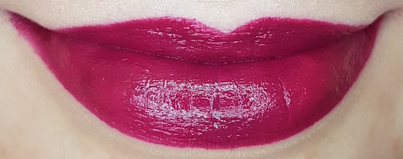 Beautifinous Avon Mark Epic Lip Lipstick Review Swatches