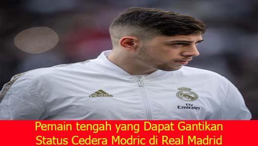 Pemain tengah yang Dapat Gantikan Status Cedera Modric di Real Madrid