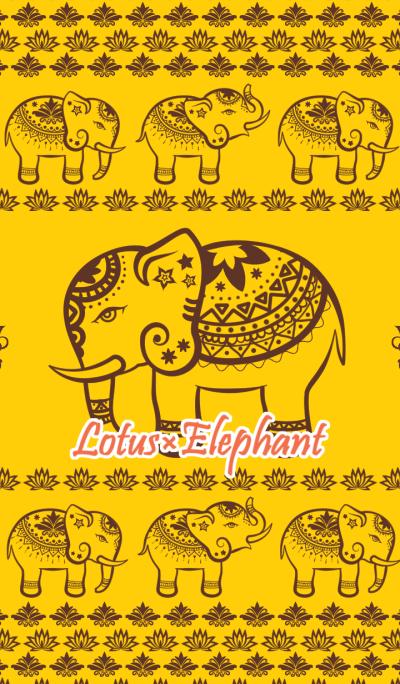 Lotus*Elephant RED