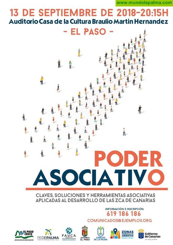 """La asociación de comerciantes  """"El Paso Crece"""" organiza una jornada formativa para impulsar el asociacionismo"""
