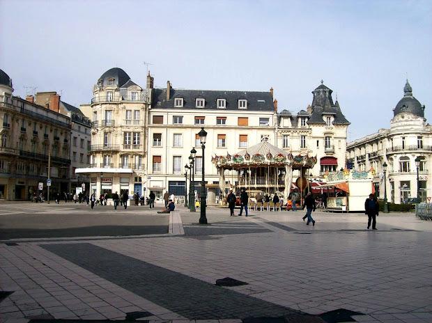Top World Travel Destinations Orlans France