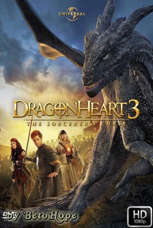 Corazon De Dragon 3 La Maldicion Del Brujo [1080p] [Latino-Castellano-Ingles] [MEGA]