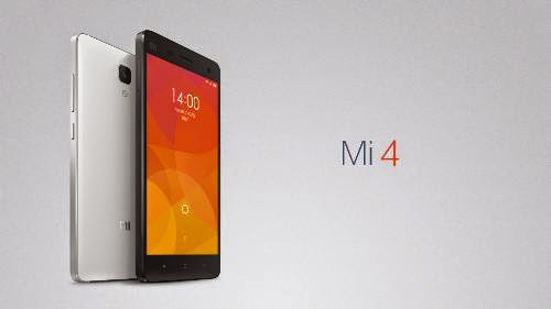 Xiaomi Mi4 Ponsel Pintar Android Pertama dengan Windows 10