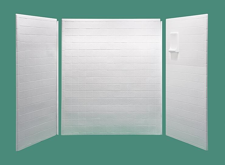 Plastic Bathroom Wall Tile Sheets Tomthetrader Com