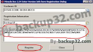 تحميل احدث اصدار من برنامج الميراكل بوكس  Download Miracle Box 2.54