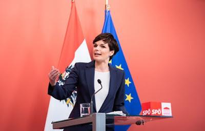 رئيسة,الحزب,الاجتماعي,النمساوي,تطالب,بإدارة,موحدة,لكورونا