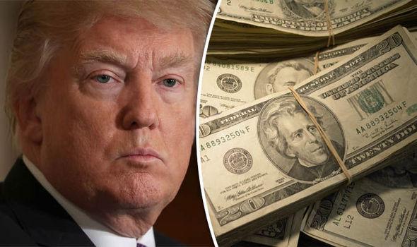 Precio del dólar Trump Iran