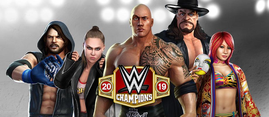 Download WWE Champions 2019 | Mod One Hit Kill