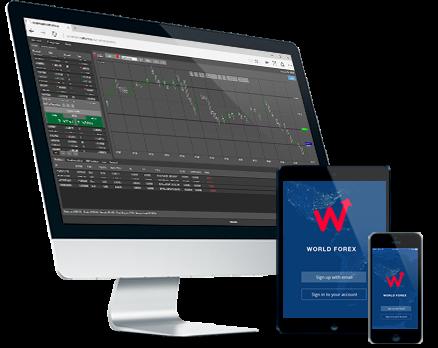 Торговая платформа World Forex
