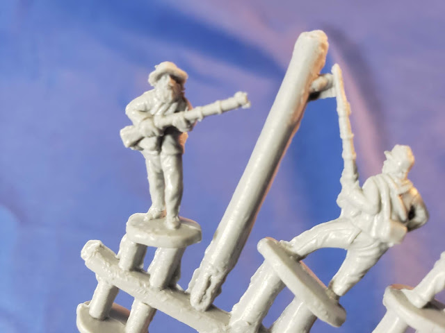 1:20 resin figures model garage kit 90mm WW II German officers and dogs RN