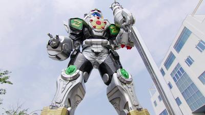 Kikai Sentai Zenkaiger Episode 19 Clips - Super Zenkaiser Debut