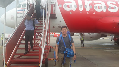 Hemat Terbang Bersama AirAsia