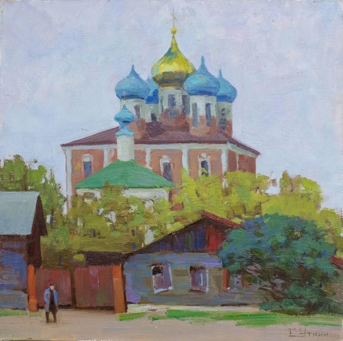 Российский художник.