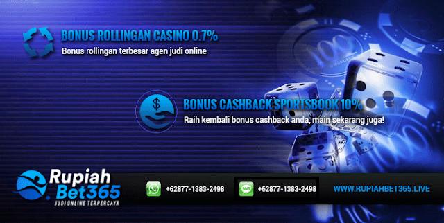 Cara Deposit Rupiahbet365 Situs Judi Bola Online