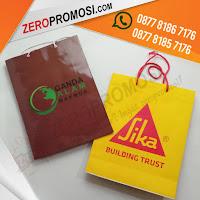 custom paper bag supplier, Paper Bag custom Ukuran P25XT33,5XL7 untuk keperluan Promosi, Produk Paperbag Paper Bag Custom Berkualitas