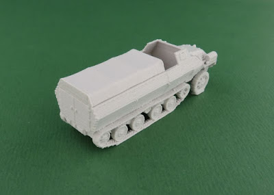 Type 1 Ho-Ha Half-track picture 7