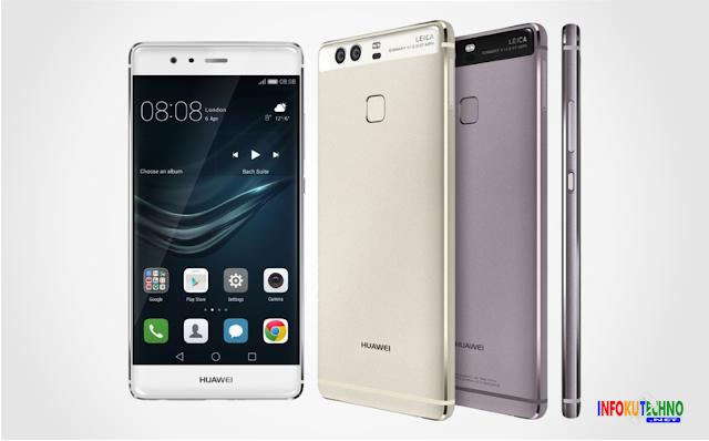Huawei P9 Full Spesifikasi & Harga Terbaru