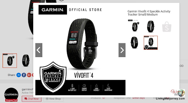 The Best Garmin Watch Available in Shopee