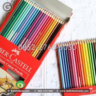 +62 852-2765-5050 pensil warna faber castell 48