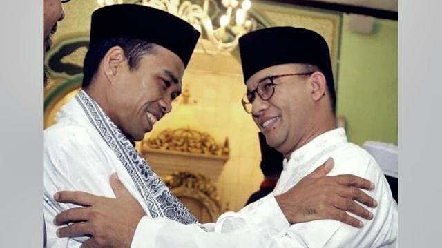 Ustadz Abdul Somad Tegaskan Sosok Pemimpin Harus Jadi Imam Shalat Jemaah