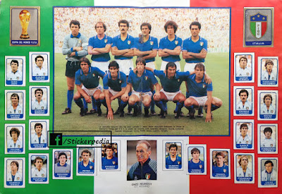 Calciatori panini 1982/83