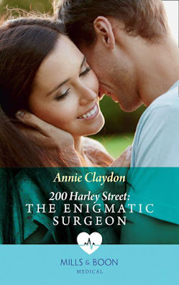 The Enigmatic Surgeon by Annie Claydon Mills & Boon Medical romance