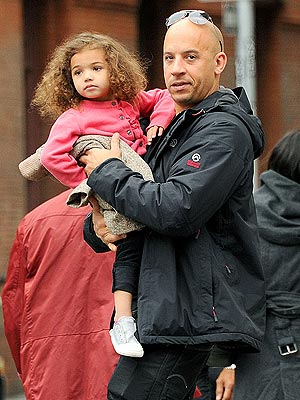 Beauty: Vin Diesel with Family & FriendsVin Diesel Mother Pic