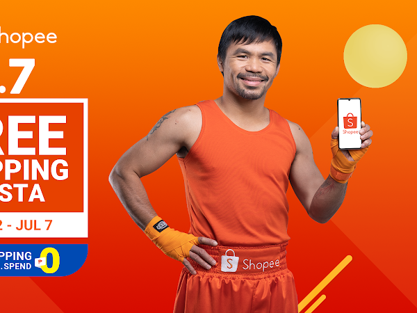 Shopee's 7.7 Free Shipping Fiesta! Seven Exciting Promotions to Look Forward to!