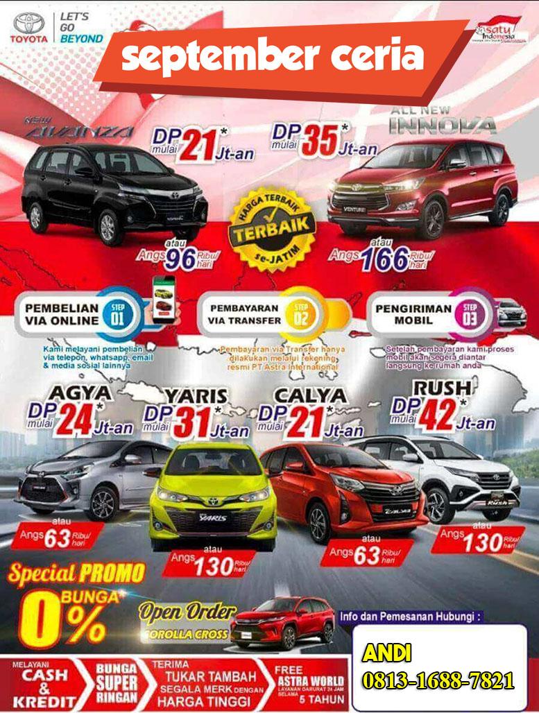 Promo Tunas Toyota Jatinegara