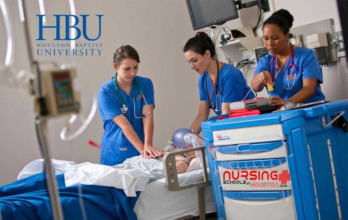 nursing education at houston baptist university nursing