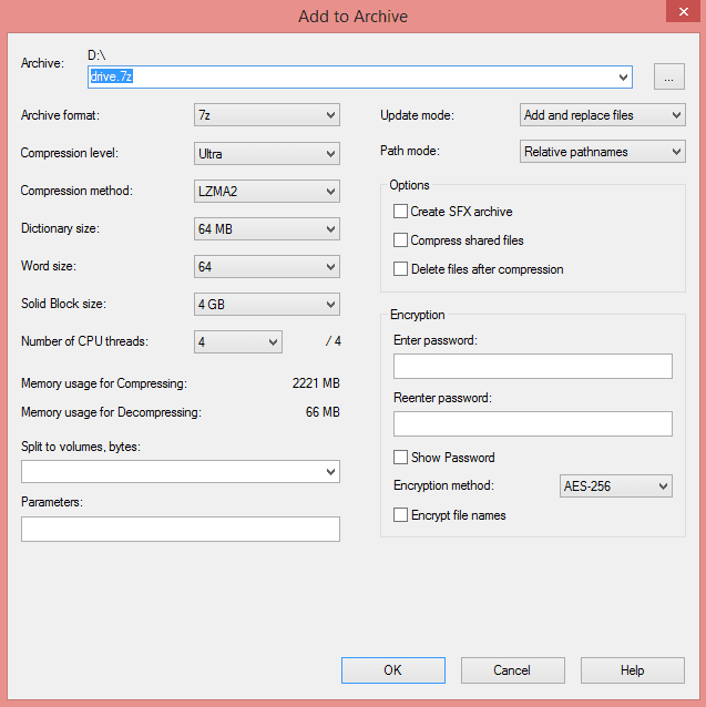 How to Compress Large Files to Smaller Size