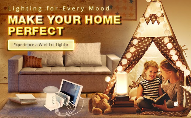 За перфектен светъл дом - светът на светлината