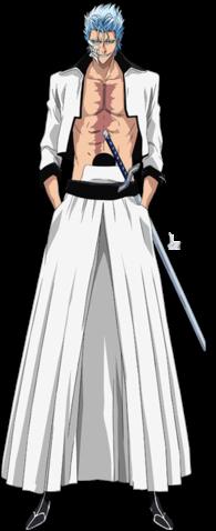 Grimmjow-Jaegerjaquez-Espada-anime-Bleach
